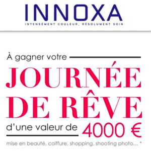 Innoxa & Candice Guillon